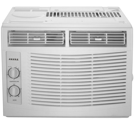 Amana 5,000 BTU Window-Mounted Air Conditioner