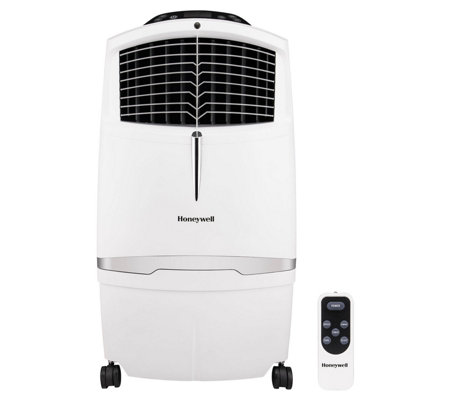 Honeywell 525 CFM Indoor Evaporative Air Coolerwith Remote
