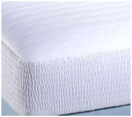 Beautyrest Queen 400 Thread Count Pima Cotton Mattress Pad Page 1