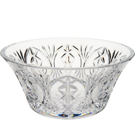 "Waterford Crystal Ah Chara Failte 10"" Bowl"