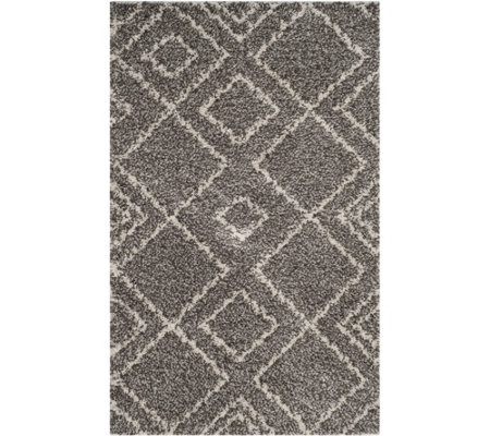 Safavieh 4' x 6' Winslow Arizona Shag Rug