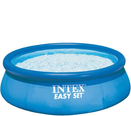 "Intex 12' x 30"" Easy Set Pool"