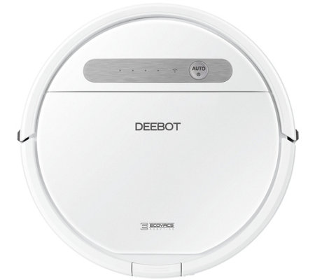 ECOVACS DEEBOT OZMO610 2-in-1 Vacuuming and Mopping Robot