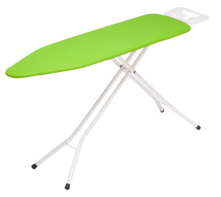 Honey-Can-Do Four-Leg with Iron Rest Ironing Board