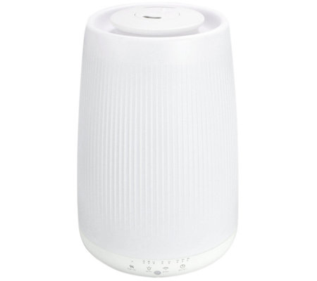 Homedics Total Comfort Warm Cool Mist Ultrasonic Humidifer