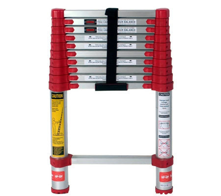 Xtend+Climb 10-1/2'H Telescoping Ladder