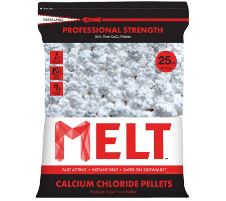 Snow Joe MELT 25-lb Bag Pro Strength PelletIce Melter