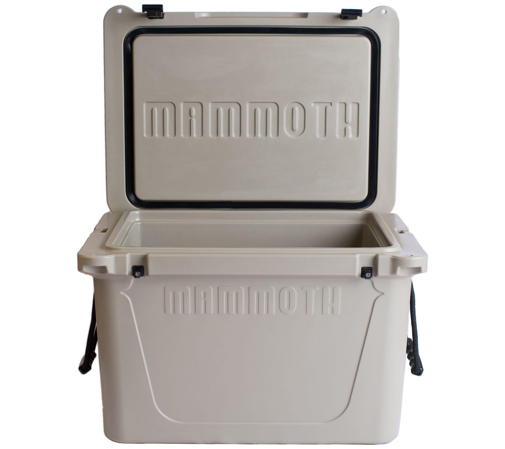 Mammoth Ranger 65 Quart Cooler Qvc Com