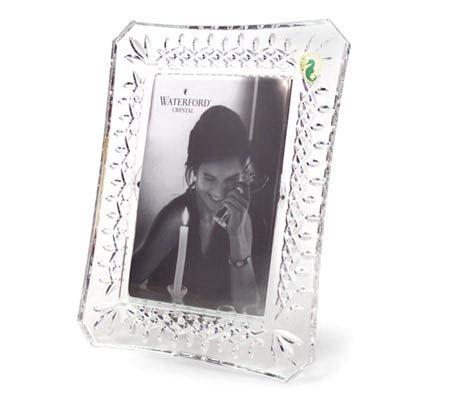 Waterford Crystal Lismore Picture Frame — QVC.com