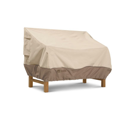 Veranda Patio Bench Cover by Classic Accessories