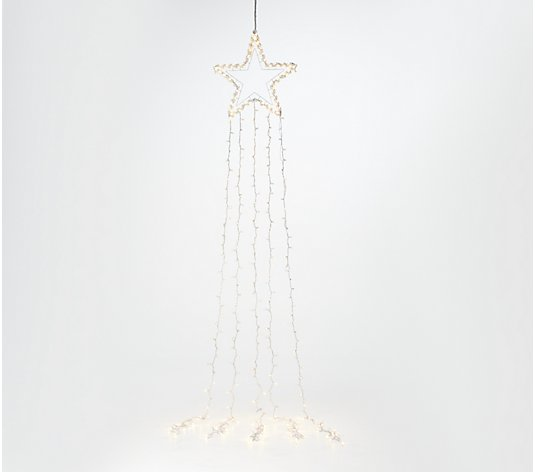 Martha Stewart Indoor/ Outdoor 12' LED Christmas Star Light