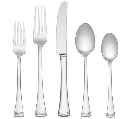 Lenox Portola 65-Piece Service for 12 FlatwareSet