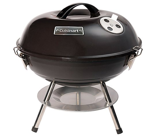 "Cuisinart 14"" Portable Charcoal Grill"