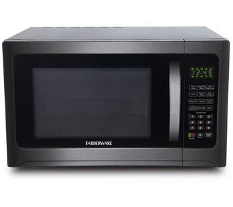 Farberware 1 2 Cubic Foot 1100 Watt Microwave Oven H293045