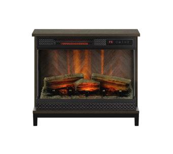 Twin Star International Fireplaces Heating Cooling Qvc Com