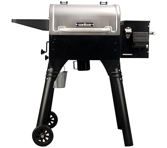 Camp Chef Woodwind Wi-Fi 20-Pellet Grill