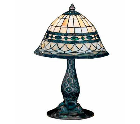 Tiffany Style Roman Accent Lamp