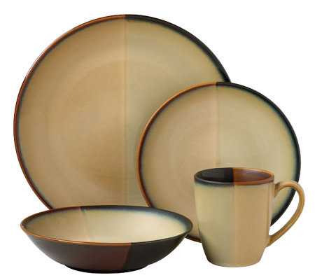 Pfaltzgraff 16-piece Everyday Java Dinnerware Set