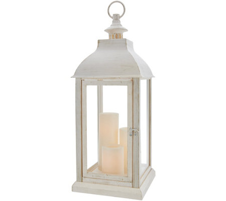 Candle Impressions Large Indoor/Outdoor Lantern
