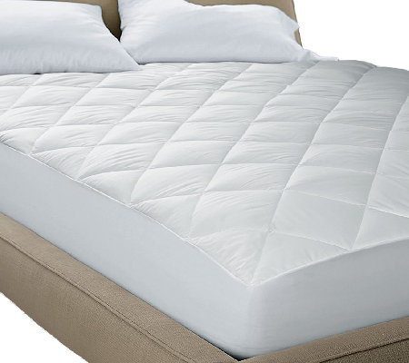 Blue Ridge Quiet Cotton Waterproof 250TC Twin Mattress Pad