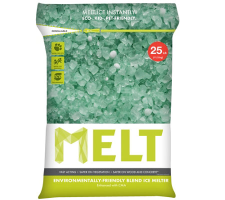 Snow Joe MELT 25-lb Bag Premium Enviro-BlendIce Melter