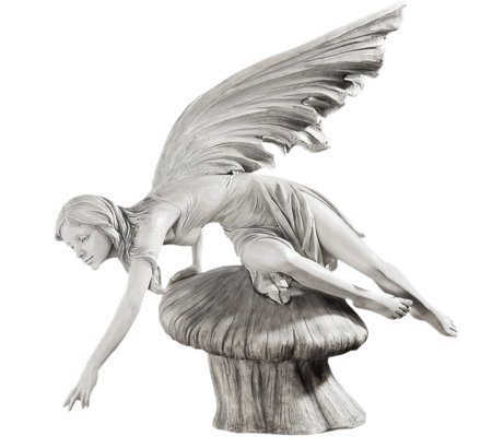 Design Toscano Daydream Graceful Fairy Garden Sculpture
