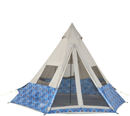 Wenzel Shenanigan Five-Person Tent