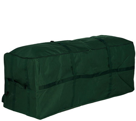 Christmas Tree Storage Bag.As Is Heavy Duty Christmas Tree Storage Bag Qvc Com
