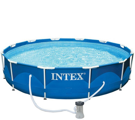 12 X 30 Metal Frame Pool