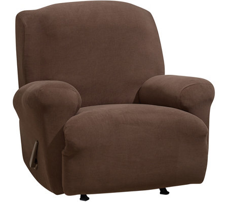 Sure Fit Stretch Morgan Recliner Slipcover