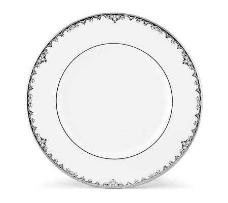 Lenox Federal Platinum Accent Plate