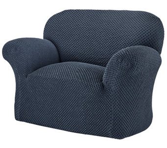 Cool Slipcovers Loveseat Couch Recliner Slipcovers Qvc Com Creativecarmelina Interior Chair Design Creativecarmelinacom