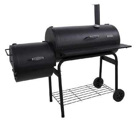Char-Broil Offset Charcoal Smoker 1280