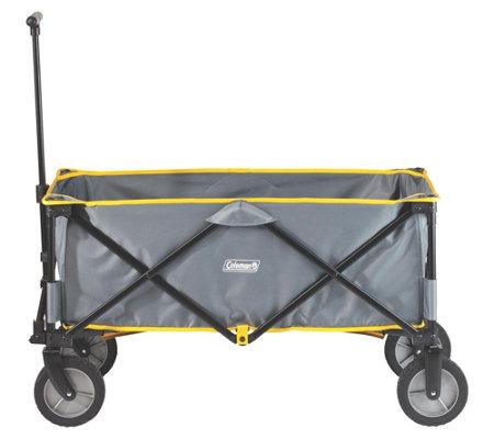 Coleman Durable Folding Outdoor Camp Wagon