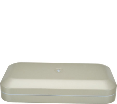 Phone Soap 3.0 UV Sanitizer and Phone Charger by Lori Greiner