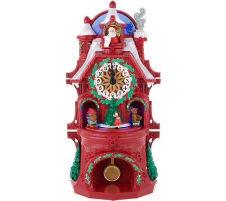 Hallmark Keepsake Tabletop Magic Cuckoo Clock