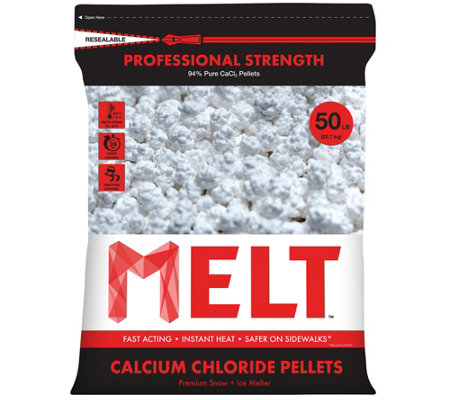 Snow Joe MELT 50-lb Bag Pro Strength PelletIce Melter