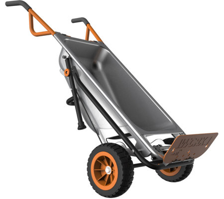 Worx Aerocart Multipurpose Wheelbarrow