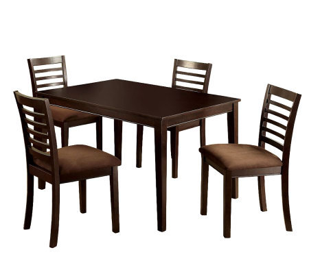 Eaton I 5-Piece Dining Table and Chairs