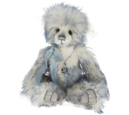 "Charlie Bears Collectible 15.5"" Lazybones Limited Edition Plush Bear"