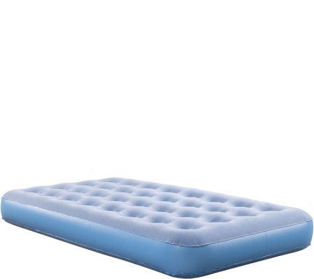"Simmons Beautysleep Twin 9"" Adjustable AirMattress"