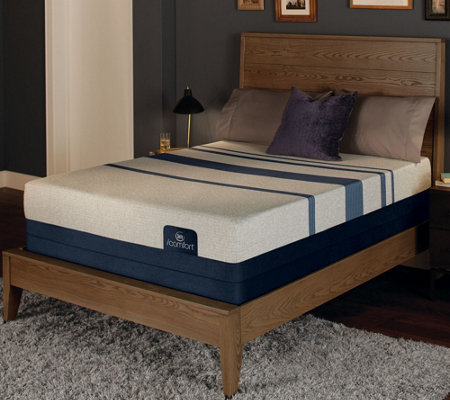 Serta iComfort Blue 500 Plush Full Mattress Set