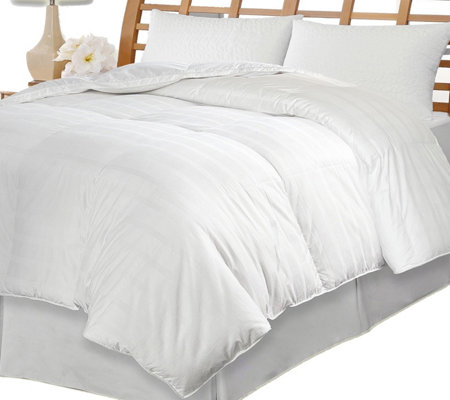 Kathy Ireland Home Full/Queen White Goose DownComforter