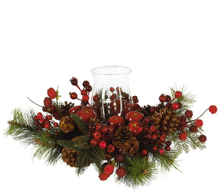 Holiday Candelabrum by Nearly Natural