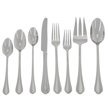 Lenox 18/10 Stainless Steel 74-Piece Service for 12 Flatware Set