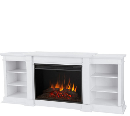 Real Flame Eliot Grand Electric Entertainment Center