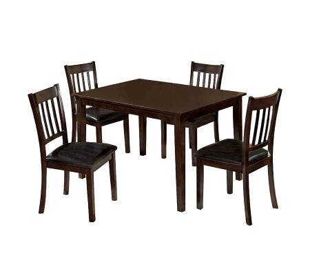 West Creek I 5-Piece Dining Table and Chairs