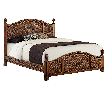 Home Styles Marco Island King Bed