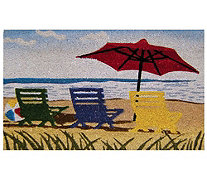Geo Craft Summer Coir Doormat - H283853
