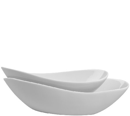 Denmark Tools for Cooks Oval Bowl - Set of 2